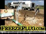 FreezePlug.com Pipe Freezing Services