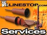 Linestop.com 1-60 inch line Stopping Services